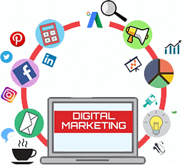 What does digital marketing course include