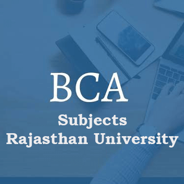 bca-subjects-rajasthan-university-jaipur